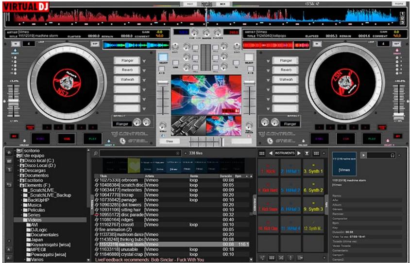 Virtual dj djc edition pc download windows 10
